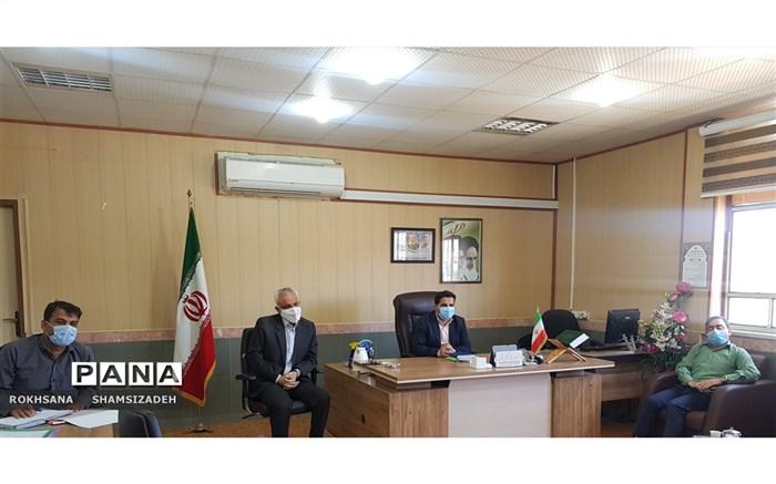 برگزاری چهارمین جلسه ستاد کنکور و ارتقای میانگین شهرستان امیدیه