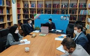 جلسه هماهنگی کارشناسان مناطق و مدیران کانونهای فرهنگی تربیتی استان  برگزار شد