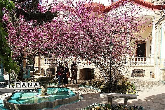 موزه مقدم بنای تاریخی به جا مانده از زمان قاجار