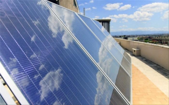 امکان نصب ۱۲۰۰ مگاوات نیروگاه خورشیدی روی سقف صنایع کشور