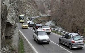 افزایش ١١/۵ درصدی تردد وسایل نقلیه در محورهای برون شهری