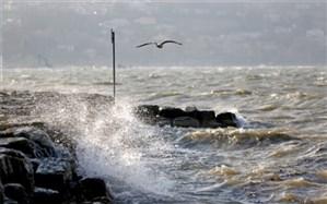 هشدار هواشناسی نسبت به وزش باد شدید، تلاطم دریا و خیزش گرد و خاک