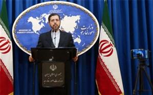 خطیبزاده: وزیر امور خارجه روسیه به تهران سفر میکند
