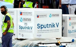 پنجمین محموله واکسن روسی کرونا وارد کشور شد