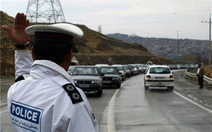 فعالیت ۱۱۰ تیم پلیس راهور گیلان در روز طبیعت