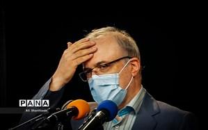 وزیر بهداشت: انشااله در بهار طبق قولی که  داده ام واکسن تولید داخلی خواهیم داشت/فیلم