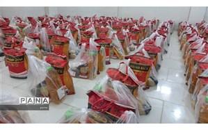 توزیع هزار و ۵۰۰ بسته معیشتی در بین نیازمندان اصفهانی