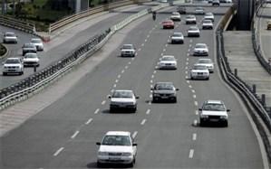 افزایش ۱.۱ درصدی تردد وسایل نقلیه در محورهای برون شهری