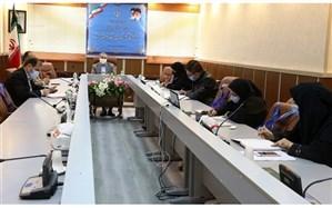برگزاری جلسه شورای راهبری عدالت آموزشی دراردبیل