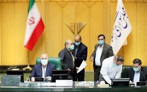 بررسی مذاکرات وین و فایل صوتی ظریف در جلسه غیرعلنی مجلس