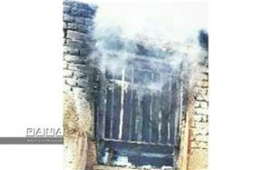 انفجار در خانه مسکونی شهرستان کاشمر 