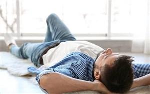 چه کسانی نباید روی زمین بخوابند؟