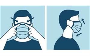 مردم دائم ۲ ماسک بزنند