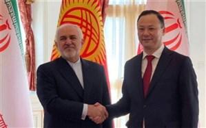 ایران و قرقیزستان بر ارتقای همکاری اقتصادی تاکید کردند
