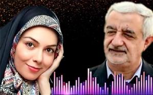 واکنش پدر همسر آزاده نامداری درباره علت درگذشت عروسش