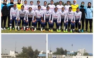 برگزاری اولین جلسه تمرینی تیم فوتبال زنان ملی پوش شهرکرد