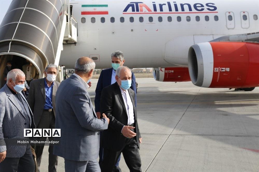 سفر علی اصغر فانی، وزیر پیشین آموزش و پرورش به استان آذربایجان شرقی