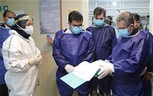 بازدید معاون درمان وزارت بهداشت از بیمارستان شهید گنجی شهرستان دشتستان