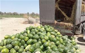 هندوانه و خربزه راسک به کشورهای همسایه صادر میشود