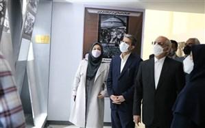 وزیر آموزش و پرورش از موزه دفاع مقدس آذربایجان غربى بازدید کرد