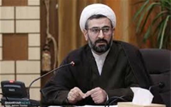 حجت الاسلام والمسلمین احمد حمیدی