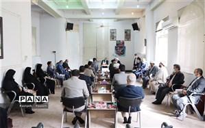 برگزاری جلسه شورای فرهنگعمومی شهرستان قرچک