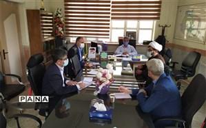 جلسه هماهنگی اجرای دوره ضمن خدمت طرح اندیشه تمدن ساز با محوریت کتاب طرح کلی اندیشه اسلامی در قرآن