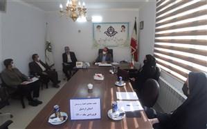برگزاری جلسه مشترک مجمع اعضا و مربیان سازمان دانش آموزی اردبیل