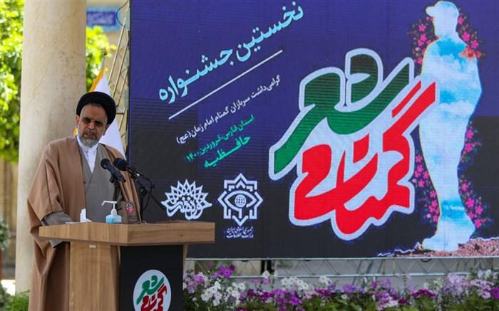 وزیر اطلاعات: مجاهدتهای خاموش به زبان هنر و ادبیات معرفی شود