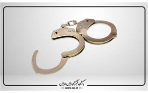 دستگیری سارق حرفهای خانه باغها و مزارع در مراغه