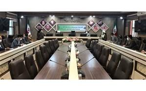 جلسه مشترک شورای توسعه و ترویج اقامه نماز و شورای قرآن، عترت و نماز استان برگزار شد