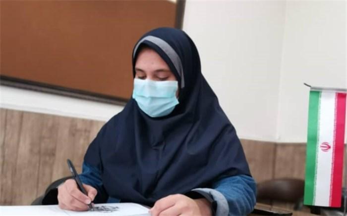 درخواست رئیس مجلس دانشآموزی دخترانه منطقه 10 از وزیر آموزش و پرورش؛ امتحانات نهایی غیرحضوری برگزار شود