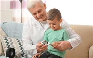 عوارض دیابت نوع 1 و 2 در  کودکان