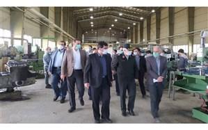 تولید هزار دستگاه کامیون در کارخانه کامیون سازی مشگین شهر