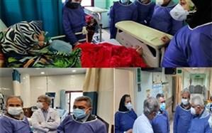 بازدید سرزده معاون درمان وزارت بهداشت از بیمارستان پیروز لاهیجان