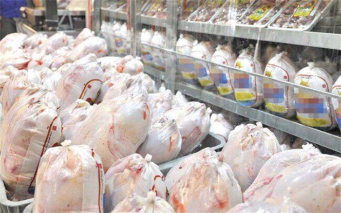 روزانه بیش از ٨٠ تن مرغ کشتار روز در سیستان و بلوچستان توزیع میشود