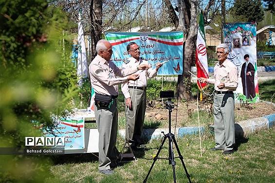 اردوی یک روزه مجازی پیشتازان سازمان دانش آموزی آذربایجان غربی
