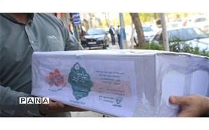 اجرای هفتمین مرحله کمک مؤمنانه با فرارسیدن ماه رمضان در خراسان شمالی