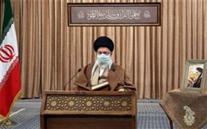 مراسم انس با قرآن در طلیعه ماه رمضان با حضور رهبر انقلاب برگزار شد