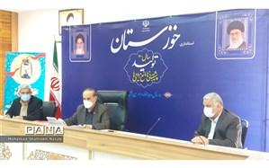 ضرورت مشارکت سایر دستگاه ها در برنامه های بزرگداشت مقام معلم در خوزستان