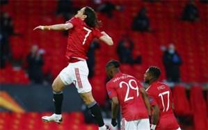 لیگ اروپا؛ منچستر به جام نزدیکتر شد