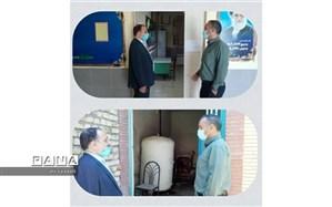۲۷ آموزشگاه شهرستان کلات به سیستم گرمایشی پکیج و شوفاژ مجهز میشوند