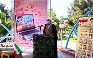 شهدا چشمهای را به جریان درآوردند که تا قیامت در ایران اسلامی ادامه خواهد داشت