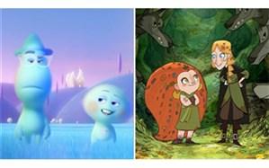 درخشش دو انیمیشن نامزد اسکار در جوایز آنی ۲۰۲۱