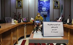 برگزاری کلاس آنلاین دوره آموزش خبرنگاری ویژه دانش آموزان استان اردبیل