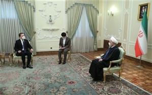 فضای جدیدی برای تعاملات اقتصادی ایران با جهان ایجاد خواهد شد
