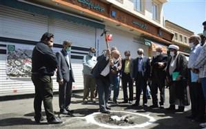 بهسازی خیابانها در راستای توسعه محور پیادهمداری