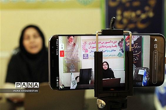 آغاز برگزاری دوره آموزشی خبرنگاران دانش آموز پانا خوزستان -1
