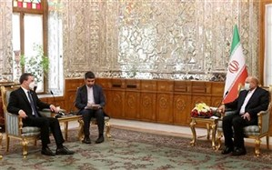تاکید رئیس مجلس بر تعمیق همکاری با صربستان