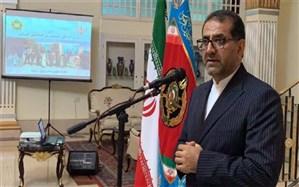 سفیر ایران: ارتش ایران نماد میهن دوستی و اقتدار است